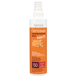 genosun photoprotective spray kids spf 50